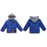 China Children Hooded Jacket on sale