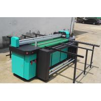 Best 1.8m Hybrid Printer UV Flatbed &Roll to Roll Printing Machine for Both Rigid and Flexible Material wholesale
