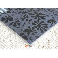 China Fireproof Plain / Melamine Faced Flowers 3D MDF Board Melamine Faced Boards on sale