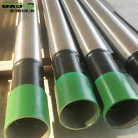 Quality Pipe Based 4 Inch Well Screen , Energy / Mining Twin Layer V Wire Screen for sale