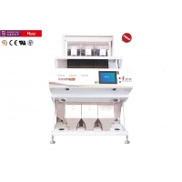 China CCD Sensor Color Sorting Ejecting Machine With 3 ton Capacity Power 2.6KW And Volatage AC220V 60HZ For rice Milling for sale