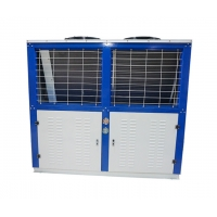 Quality 200L Glycol Recirculating Water Cooled Water Chiller  Low Temperature for sale
