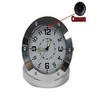 Quality Motion Detection Clock Camera Digital Video Recorder Table Home security clock radio hidden camera for sale