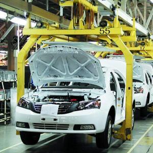 Quality Finework Automotive Industry Crane Manufacturer for sale
