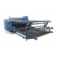 Best 1.7M Fully Automatic Roll to Roll Heat Transfer Machine For Textile / Fabric wholesale