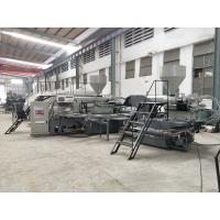 Quality Automatic Rotary PVC PCU Sandals Making Machine With Air Blowing 20 Stations for sale