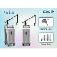 Quality pixel fractional laser resurfacing co2 fractional laser acne scars co2 fractional laser machine for sale