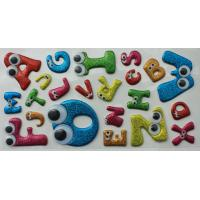 China ECO-friendly Googly Eyes Stickers , 3D Decal Wobble Eyes PVC Puffy on sale