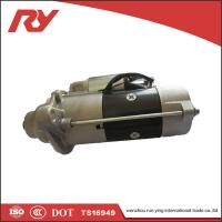 M003T56082 Gear Reduction Starter Motor Backhoe Loader For Mitsubishi