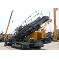 China 68T HDD Rig Horizontal Directional Drilling Machine with Mud system and trackers on sale