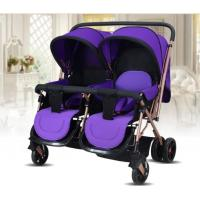 Quality New Arrival 3 in 1 Twin Baby Strollers for Twin Babies good quality for sale