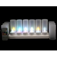 Quality remote control Flameness Candle Tealight for sale