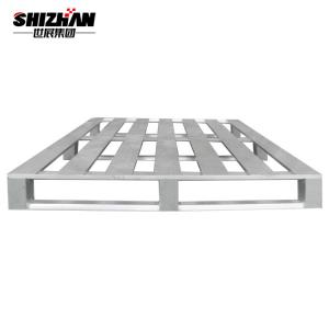 Quality Light Weight Heavy Duty Aluminum Pallets Recyclable Replace High Load Capacity for sale