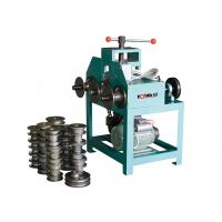 Quality Round Steel Pipe Bending Machine / Square Pipe Bender For Greenhouse Frame for sale