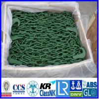 Quality Container lashing Chain, Red painted lashing chain container securing lashing chain for sale