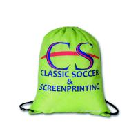 China Promotional Drawstring Cinch Backpack , Custom Drawstring Sports Bag on sale