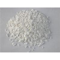 China calcium chloride flakes on sale