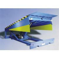 Quality OEM Warehouse Loading Dock Leveler 10000 Kg Load With 400mm Lip Width for sale