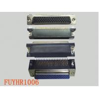 Buy cheap 78P Hight Density D-sub Connectors Right Angle PCB Female Connector from wholesalers