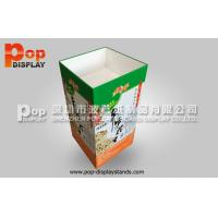 Best OEM Supermarket Promotion One Tray Dump Bin Display For Nuts Snack wholesale