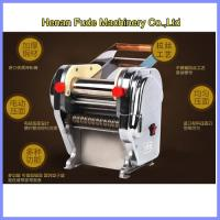 Quality small electric noodle machine,household noodle machine, dough press machine for sale