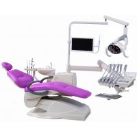 Quality CE & ISO approval Factory price philippines market quality dental chair unit with Germany water,air tube for sale