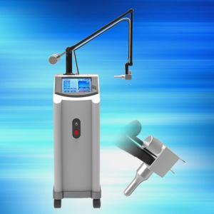 Quality Square Scanner Co2 Fractional Laser Stretch Marks Removal / Skin Rejuvenation for sale