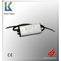 Quality IP67 12V 24V DC Input LED Driver 50W 1500mA DC to DC for MR16 LED and boat light for sale