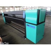 Best 3.2m 1440dpi High Resolution and Speed Large Format Eco Solvent Printer Flex Banner Printing Machine wholesale