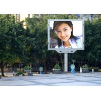 Quality Digital Silan IC outdoor Video led display board 10mm , 16*16dots for business , plaza for sale