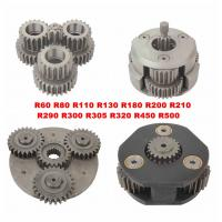 Quality Hyundai R290-7 R300-7 R305-7 travel reduction planet gear carrier 3 assembly xkaq-00398 for sale