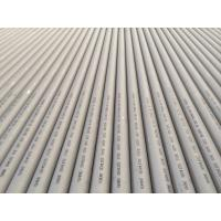 ASTM A312 TP316 / 316L Stainless Steel Seamless Tube, Pickled Annealed, Bevel End