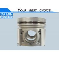 4JG1 Isuzu Piston 8972206040 For Excavator Bright Surface Alfin Frist Ring for sale