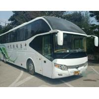 Quality 25L/Km Luxury Used Yutong Buses 2009 Year 53 Seats Euro III Tour Passenger Bus for sale