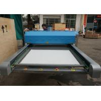 Best Polyester Apparels Large Format Heat Press Machine With Dual Work Table wholesale