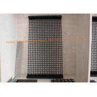 Quality Hook Shale Shaker Screen Abrasion Resistance , Vibrating Screen Wire Mesh Anti Earthquake for sale