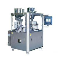 China Fully Automatic Pill Capsule Filling Device / Machine With High Performance on sale