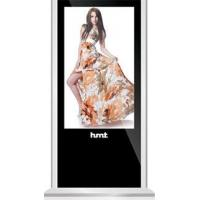 Quality 55inch Floor StandLCD  Digital Signage ,LCD AD Player for sale