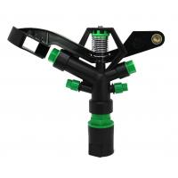 Buy 1 Inch Irrigation Impact Sprinklers Plastic Impulse Sprinkler 1-5 Bar 4 Nozzles at wholesale prices