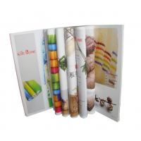 China custom promotional full color a4 booklet printing colorful brochure company on sale