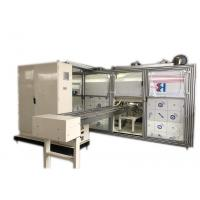 Fast Speed Full Servo  Baby Diaper Production Line Wrapping Machine