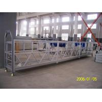 Quality Steel Aerial Lifting Powered Suspended Platform Cradle 800 Rated Load for sale