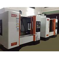 Stable Performance 3 Axis Vertical Milling Machine , German CNC Machine