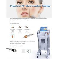 Quality Multifunctional medical grade machine fractional micro needle therapy system microneedling for sale