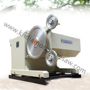 Quality High quality cnc wire saw machine for stone quarry 45KW for sale
