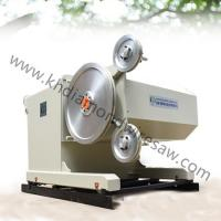 Buy cheap High quality cnc wire saw machine for stone quarry 45KW from wholesalers