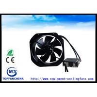 Quality Aluminum Explosion Proof Exhaust Fan Ball Bearing , 13.8 Inch Roof Exhaust Fans for sale