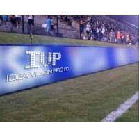 Quality Football Arena Led Display Banner , Uv Proof / Waterproof Led Sign 12mm for sale