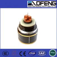 Quality Price 500KV cable PE/PVC sheathed cable made in China for sale