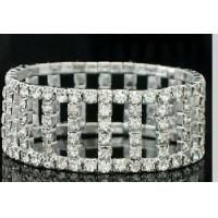 Quality Fashion Sterling Silver Jewelry Bangle (SRJ-001) for sale